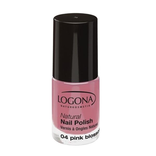 Logona Prirodni lak za nokte 04 - Pink Blossom 4ml