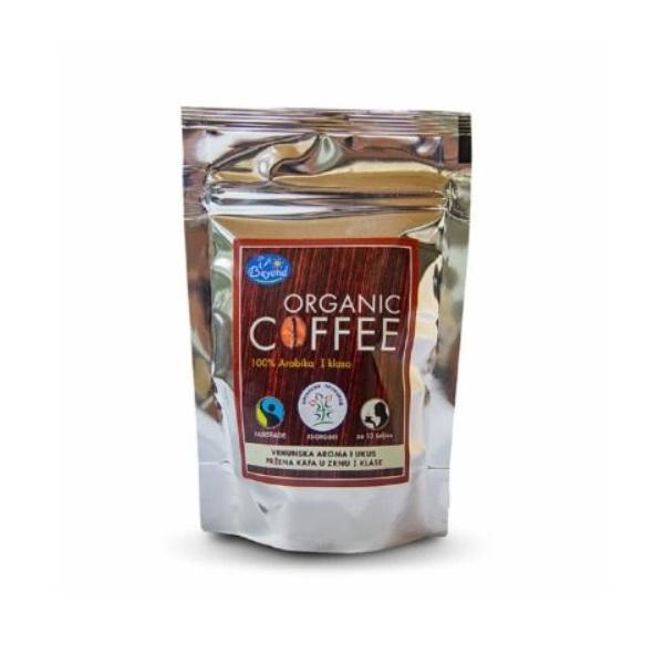 Kafa pržena u zrnu organic Beyond 100g