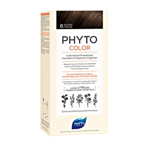 Phytocolor farba za kosu 6 - Blond Foncé
