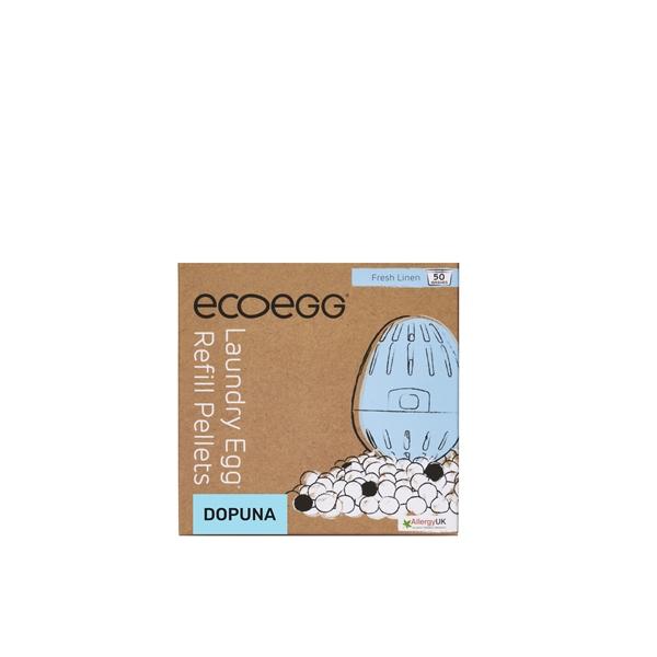 ECOEGG ekološki deterdžent za veš, miris svežine-50 pranja (dopuna)