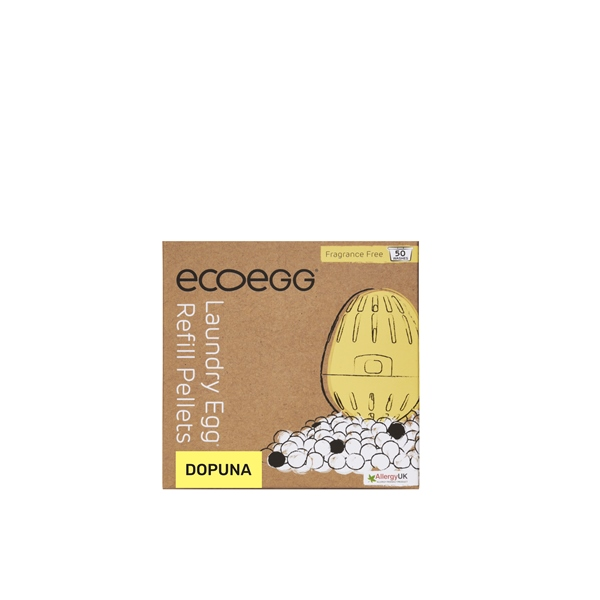 ECOEGG ekološki deterdžent za veš, neutralni miris-50 pranja (dopuna)