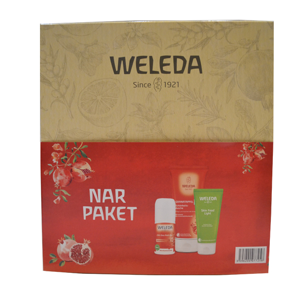 Weleda Nar paket