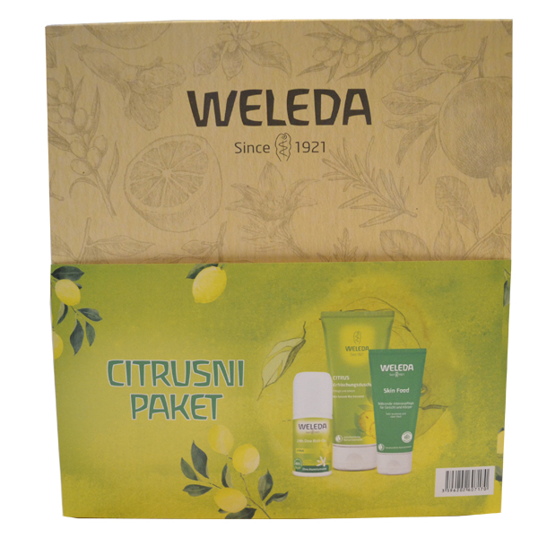 Weleda Citrusni paket