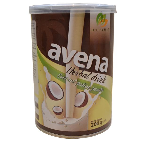 Kokosov napitak u prahu Avena 200g