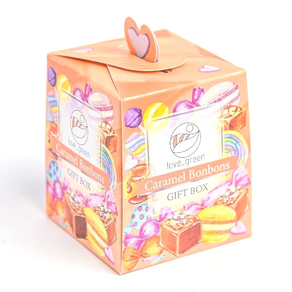 Hedera Vita set karamel bonbons