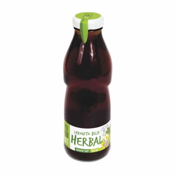 Sirup Herbal organski 500ml