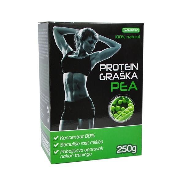 Protein graška 250g MB