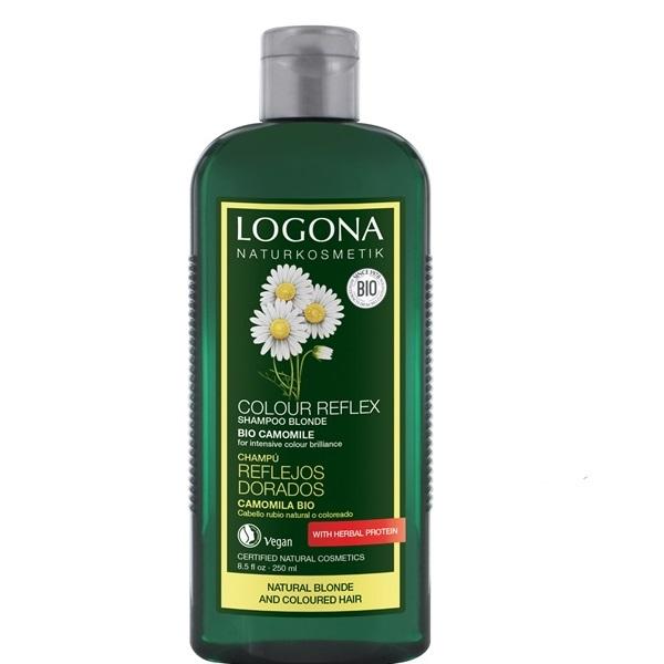 Logona Color reflex šampon, bio kamilica za plavu kosu 250ml