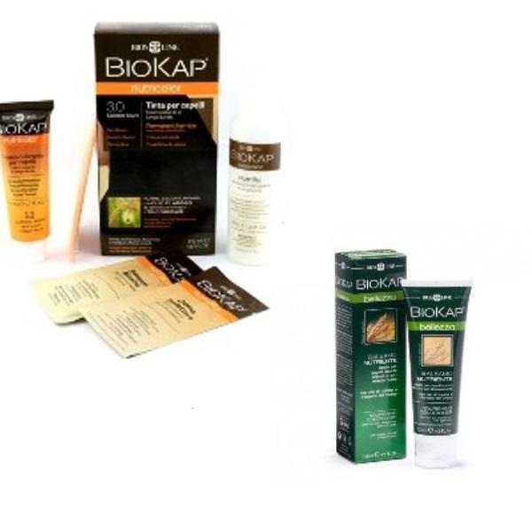 BioKap set Nutricolor 3.0+GRATIS Hranljivi balzam 125ml