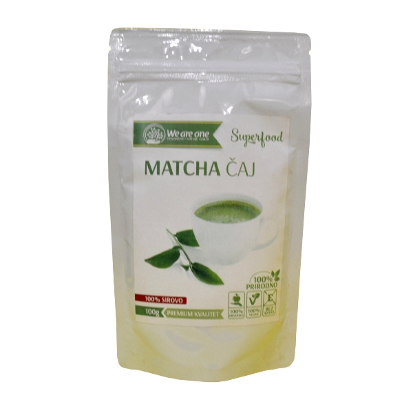 Matcha čaj u prahu 100g We are one