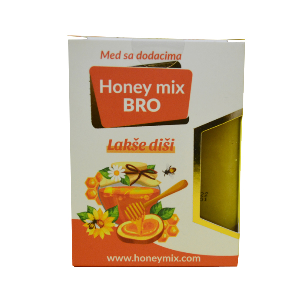 Honey mix Bro 250g Medomiks