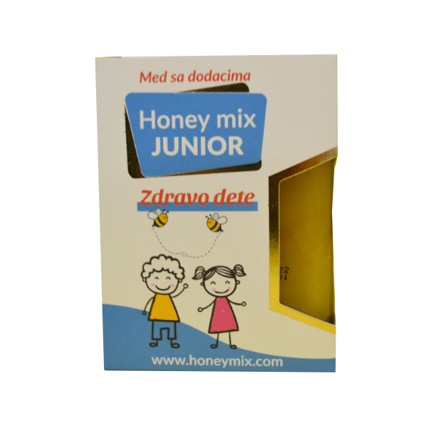 Honey mix Junior 250g Medomiks