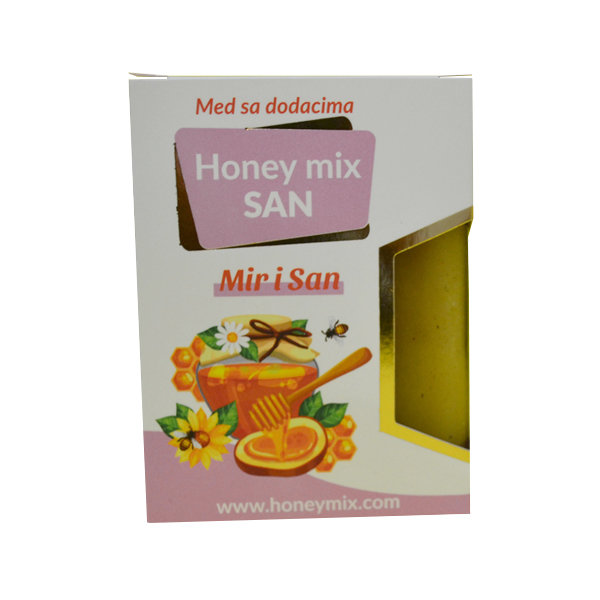 Honey mix San 250g Medomiks