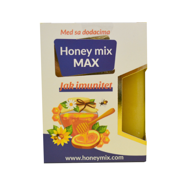 Honey mix Max 250g Medomiks