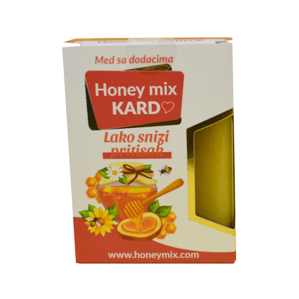 Honey mix Kard 250g Medomiks