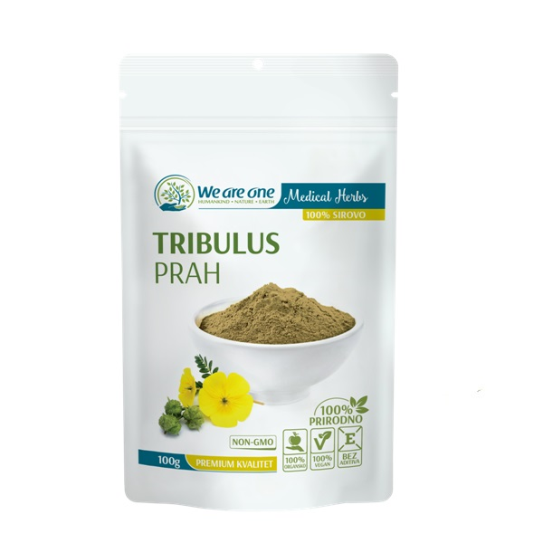 Tribulus prah za plodnost i potenciju 100g We are one
