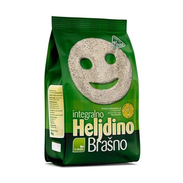 Integralno heljdino brašno 1kg Bio Heljda