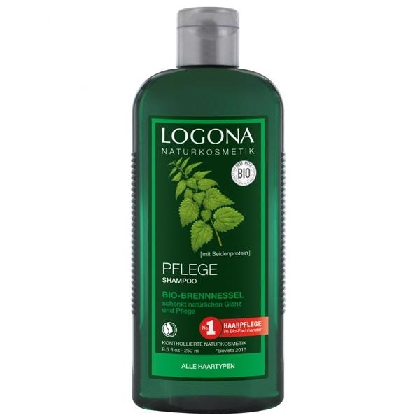 Logona Šampon kopriva 250ml