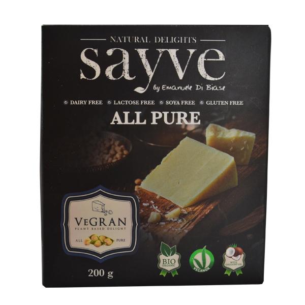 Vegran All Pure -  proizvod sa leblebijama Sayve  200g