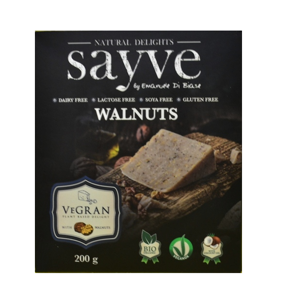 Vegran Walnuts - proizvod sa leblebiama i orasima Sayve 200g