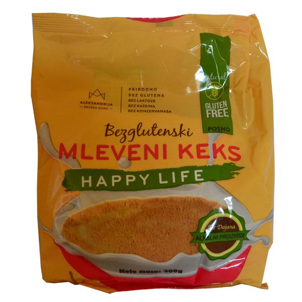 Mleveni keks od prosa bez glutena In proizvod 300g
