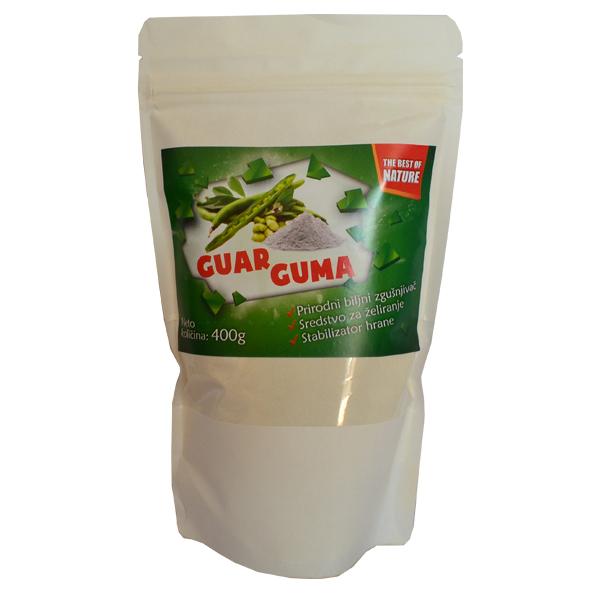 Guar Guma The best of nature 400g