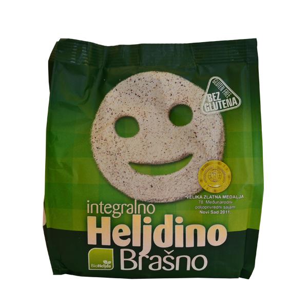 Integralno heljdino brašno 500g Bio Heljda