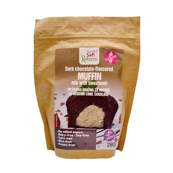 Mešavina brašna bez glutena za mafine Safi Reform 280g