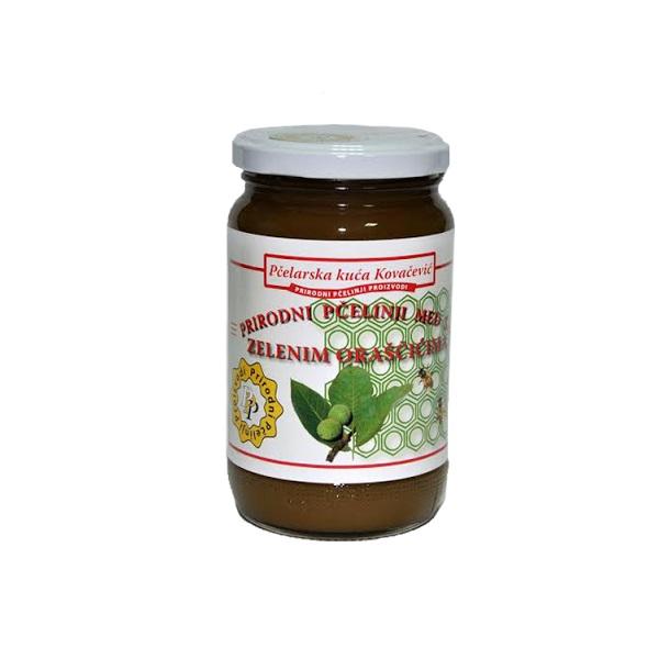 Med sa zelenim oraščićima 480g
