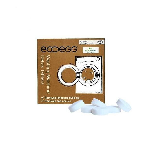 ECOEGG detoks tablete za veš mašinu-6 tableta