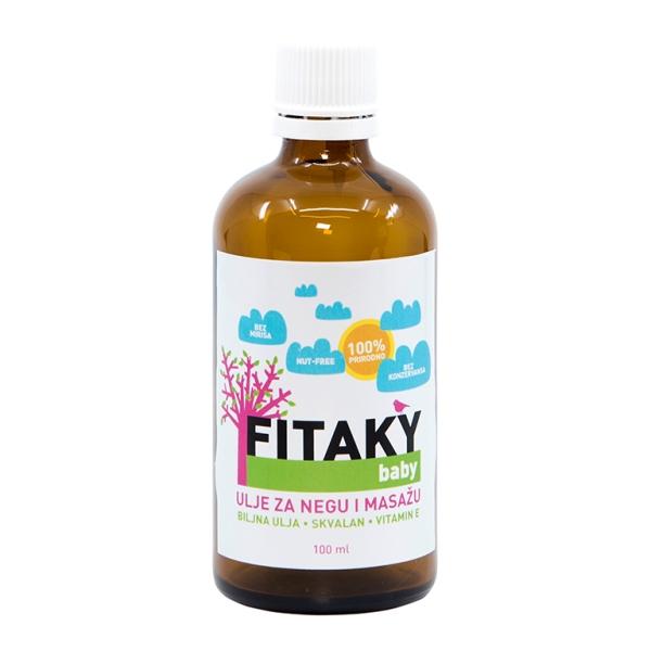 Fitaky Baby ulje 100ml