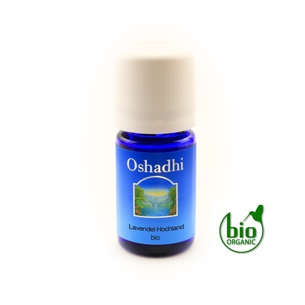Oshadhi Eterično ulje LAVANDA gorska10ml