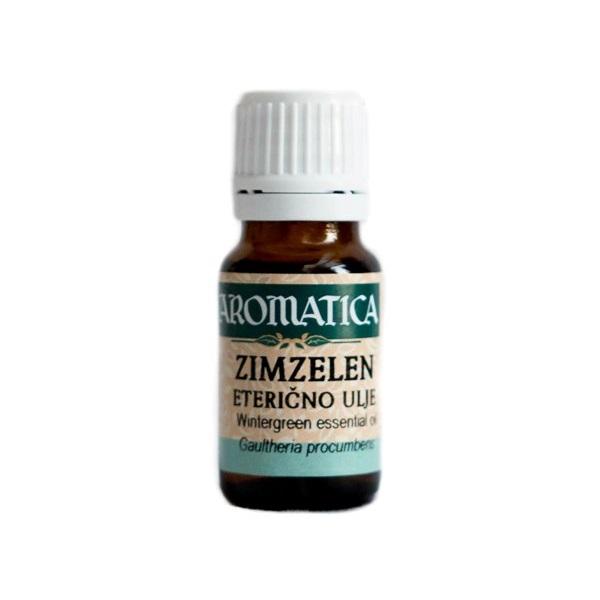 Aromatica Eterično ulje Zimzelen 10ml