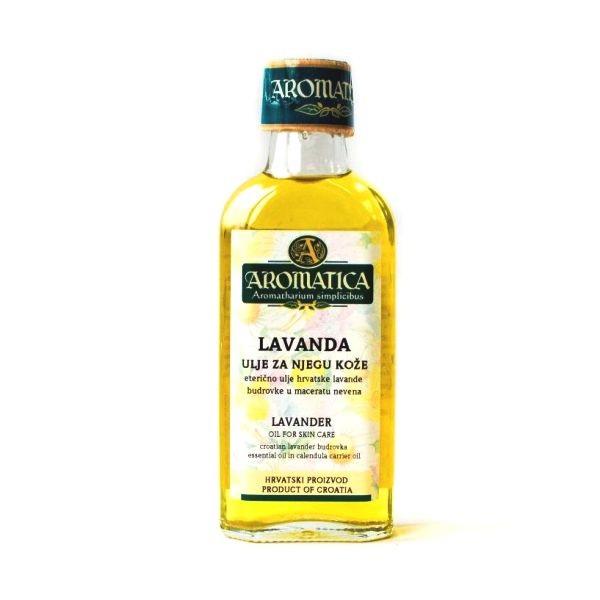 Aromatica Biljno ulje Lavanda za negu kože100ml