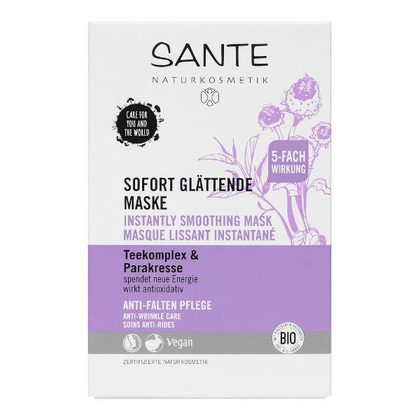 Sante  Instant smoothing maska za lice 8ml