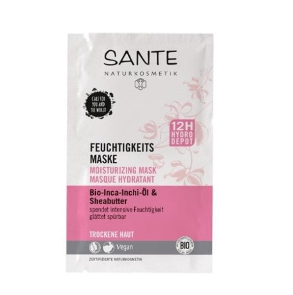 Sante – Maska za dubinsku hidrataciju  2x7,5ml