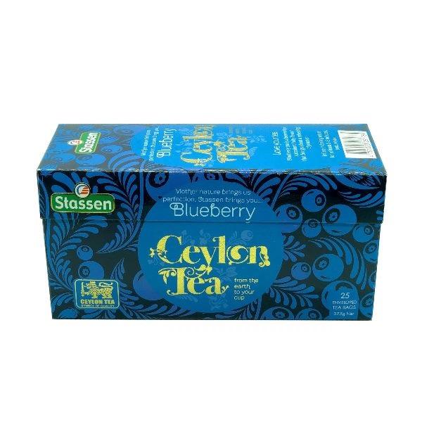 Stassen Borovnica Cejlonski čaj 37,5g