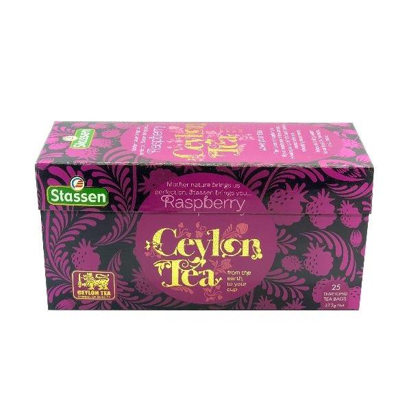 Stassen Malina cejlonski čaj 37,5g