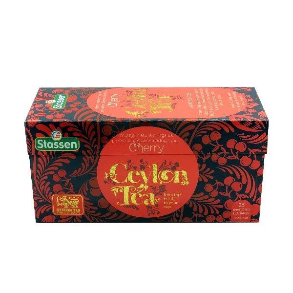 Stassen Višnja cejlonski čaj 37,5g