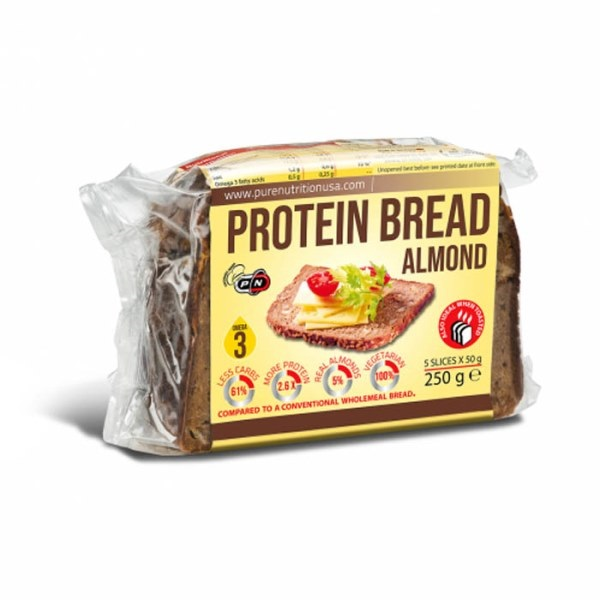 Proteinski hleb sa bademom  250g
