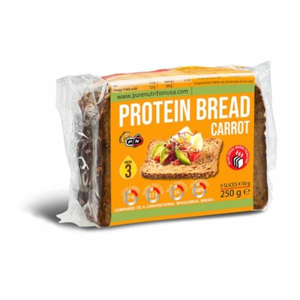 Proteinski hleb sa šargarepom 250g