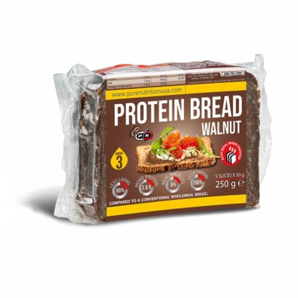 Proteinski  hleb sa orasima 250g