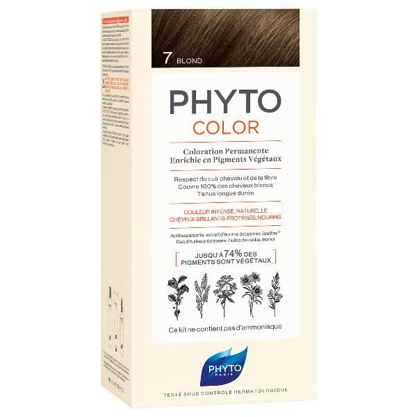 Phytocolor 7- plava