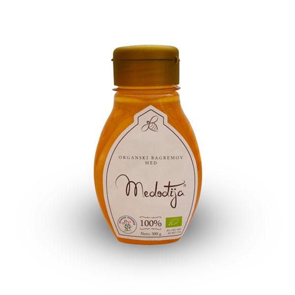 Bagremov med organic Medođija 300g