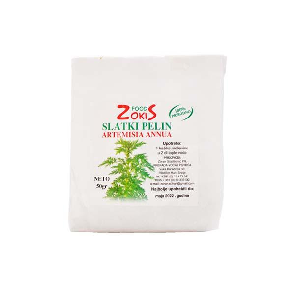 Čaj od slatkog pelina Zokis Food 50gr
