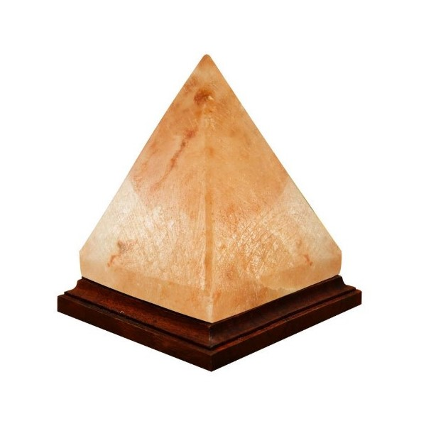 Lampa od himalajske soli Piramida