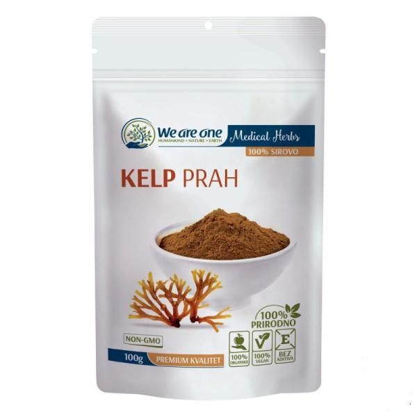 Prah kelp alge organic We are one 100g