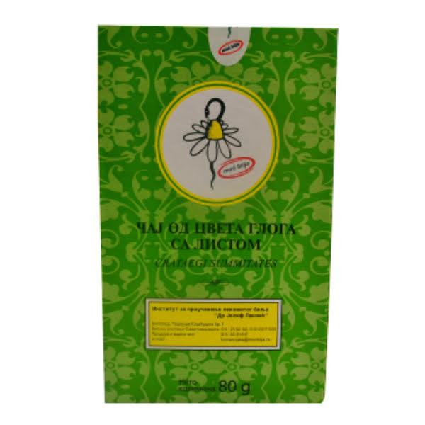 Čaj od cveta gloga sa listom Josif Pančić
