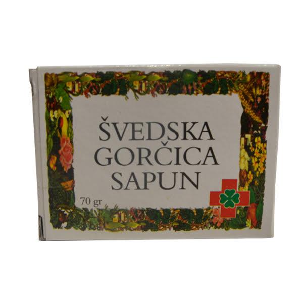 Sapun Sweden bitter 70g