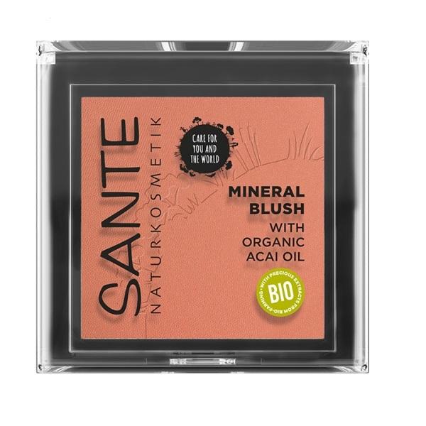 Sante rumenilo mono 02-Coral Bronze